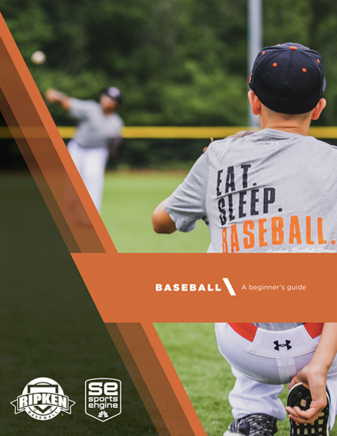 Baseball Beginner Guide Cover