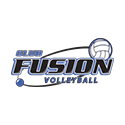 Fusion Volleyball Logo