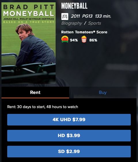 Moneyball CTA