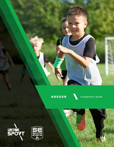 Soccer – A Beginner's Guide Cover