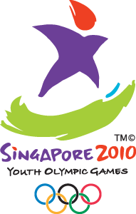 Singapore Youth Olympic Games 2010 logo