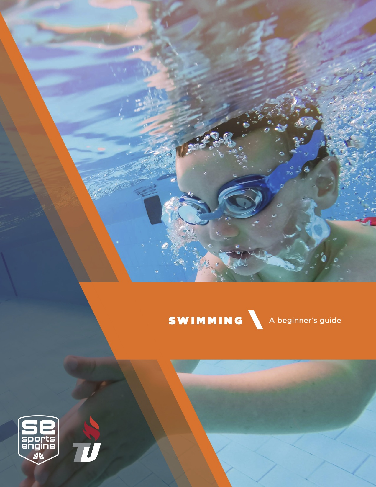 Swimming Beginners Guide Cover