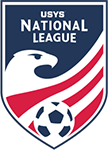 USYS National League Logo