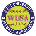 Wisconsin University Softball Association Logo