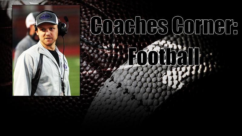 Coaches Corner: Tom Yashinsky