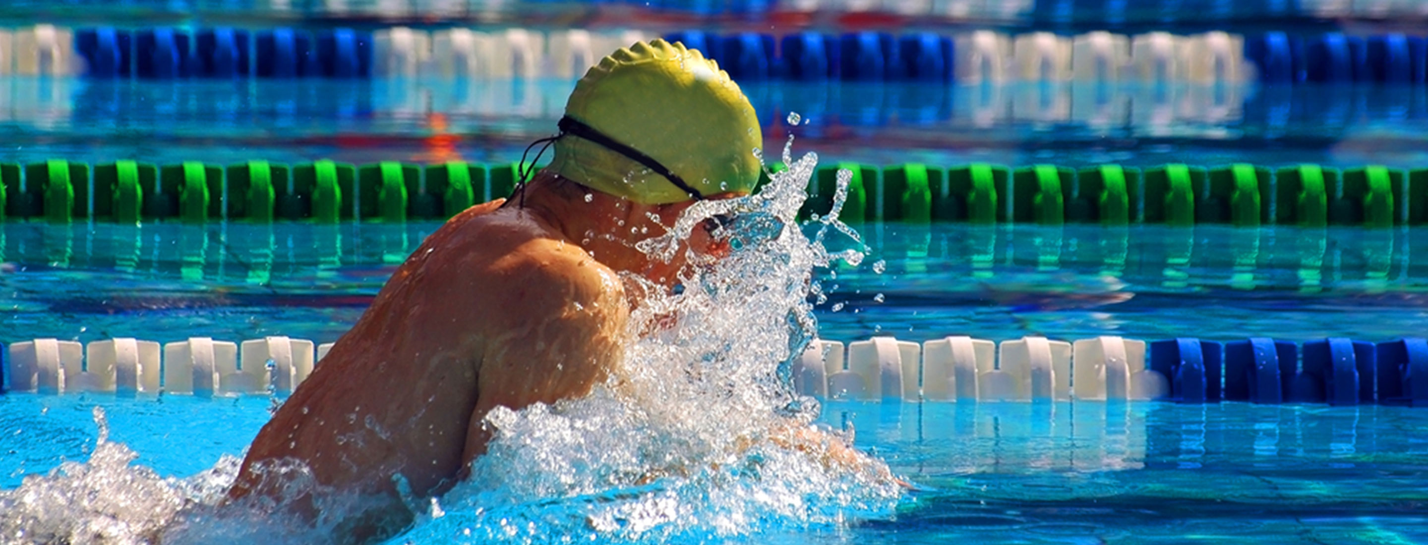Swimmer Breaststroke