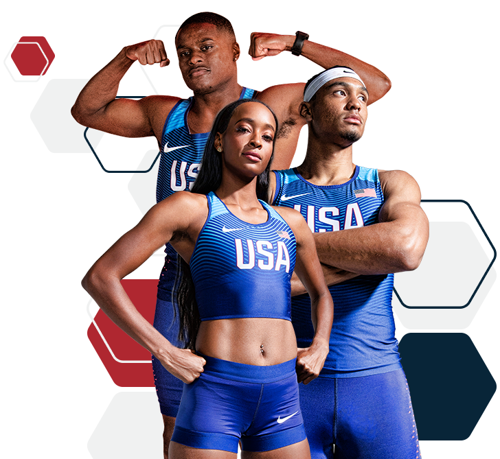 USATF Athletes