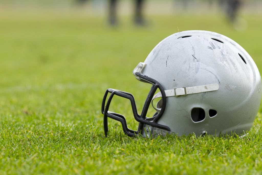 Getting Used to Your First Football Helmet | SportsEngine