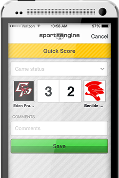 SportsEngine Mobile for Android