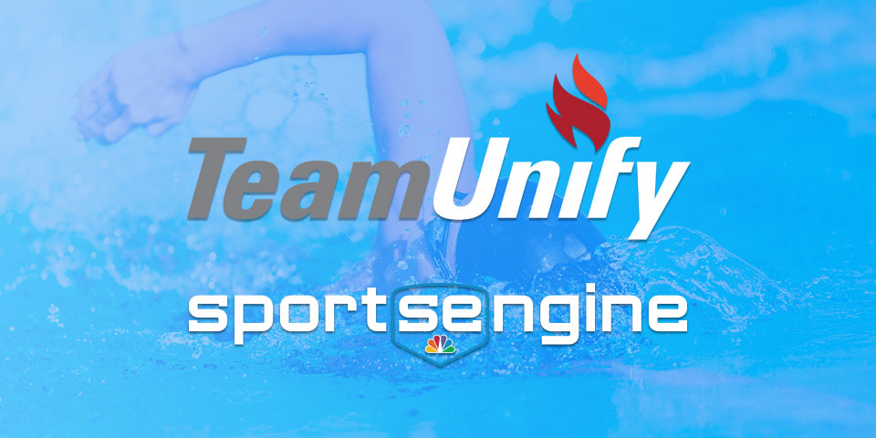 SportsEngine acquires TeamUnify, the market-leading technology provider for swimming organizations, to expand footprint into swimming and product offering for timed sports.