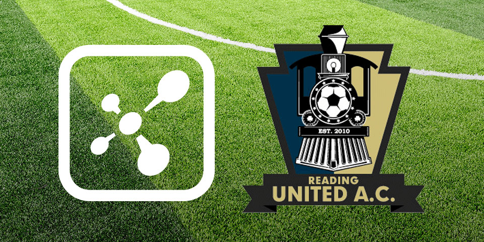 SportsEngine announced today a partnership with Reading United AC to provide technology services to youth soccer associations in Central and Eastern Pennsylvania