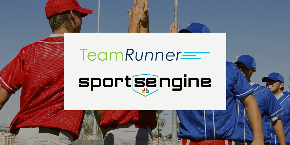 SportsEngine and TeamRunner partner to power sports event marketplace.