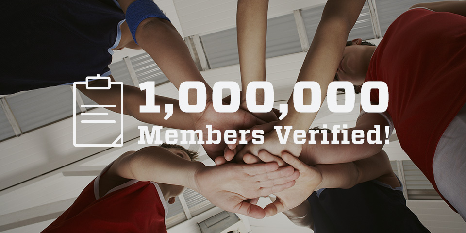 SportsEngine Completes 1,000,000th Member Verification