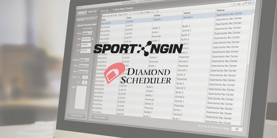 SportsEngine and Diamond Scheduler Partner to Simplify Scheduling on the SportsEngine Platform