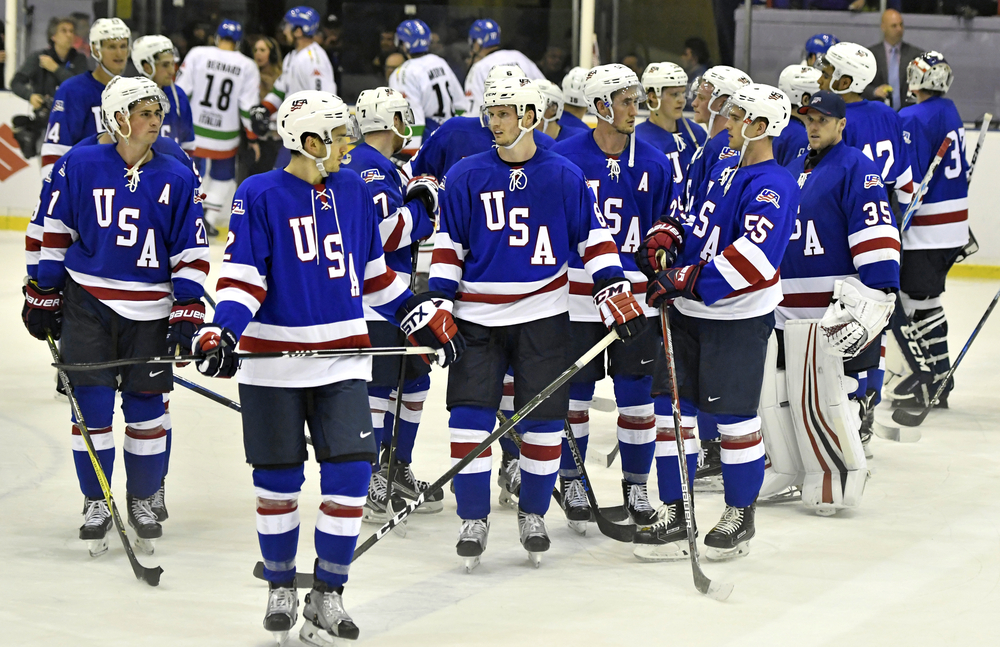 The Young And The Relentless of Team USA