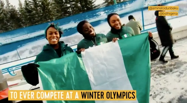 Meet the Women Poised to Become Africa's First Winter Olympic Bobsleigh Team