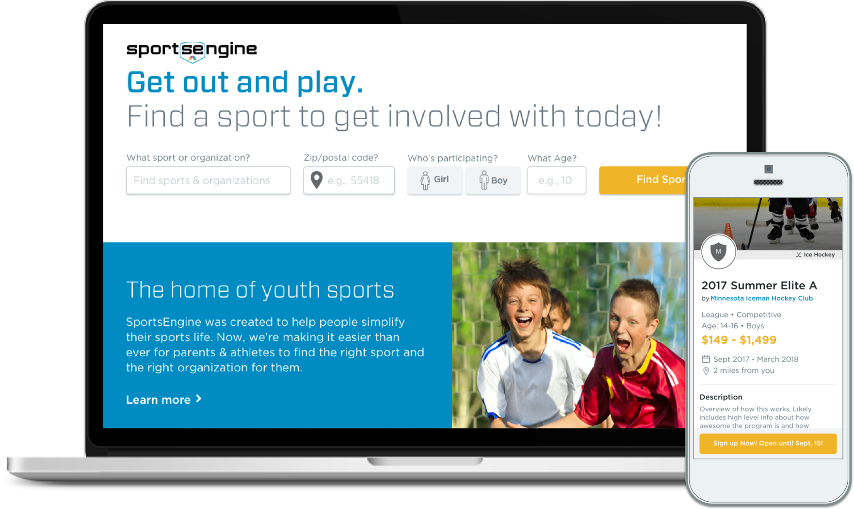 Youth Sports Directory